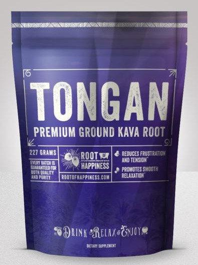 Tongan Kava Powder - 8 oz