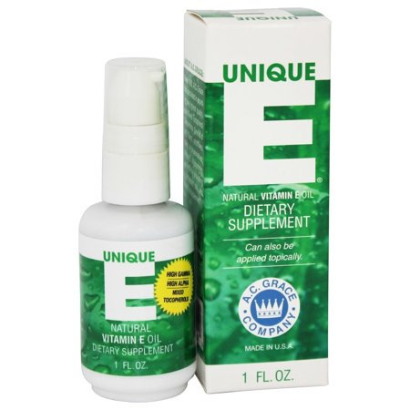 Unique E Natural Vitamin E oil - 1 oz