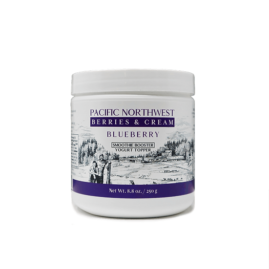 Pacific Norhtwest Blueberries and Cream – 8.8 oz