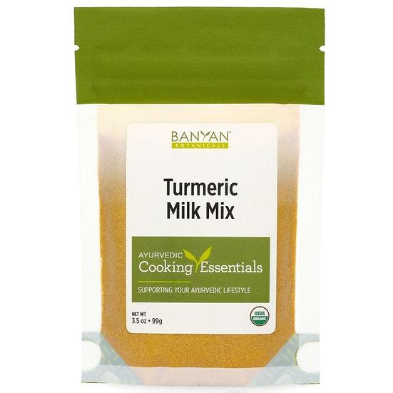 Turmeric Milk (Golden Milk) Mix - 3.5 oz