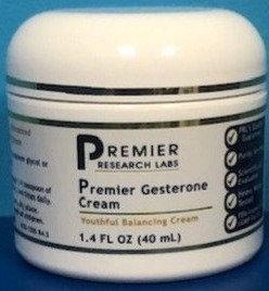 Premier Gesterone Cream - 1.4 oz