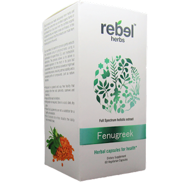 Fenugreek - 60 capsules