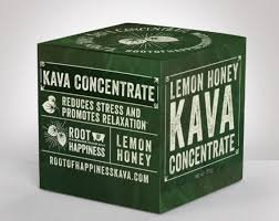 Polynesian Gold Lemon Honey Kava Concentrate - 20 grams