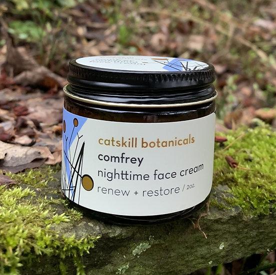 Comfrey Nighttime Face Cream - 2 oz