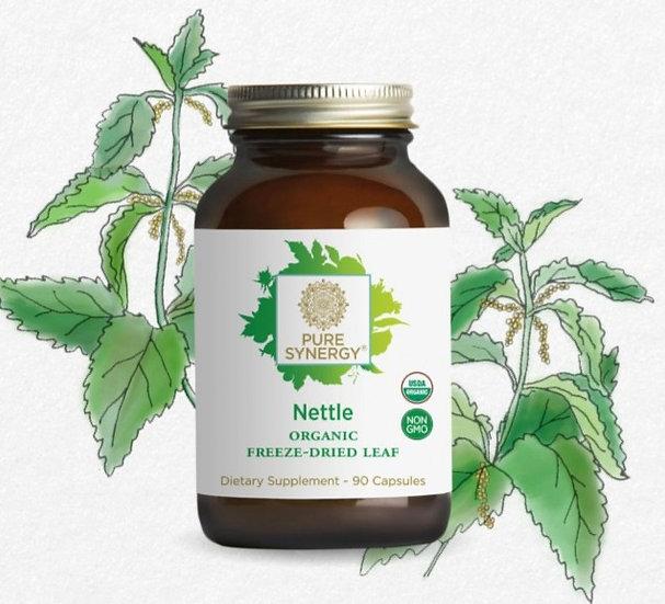 Organic Freeze Dried Nettle Leaf - 90 caps