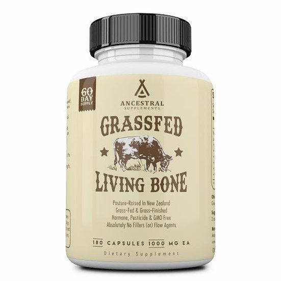 Grass-Fed Living Bone - 180 caps