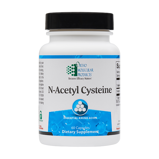 N-Acetyl Cysteine (NAC) - 60 caps