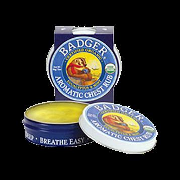 Aromatic Chest Rub - 2 oz