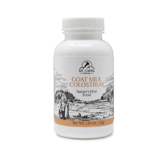 Goat Milk Colostrum - 50 grams