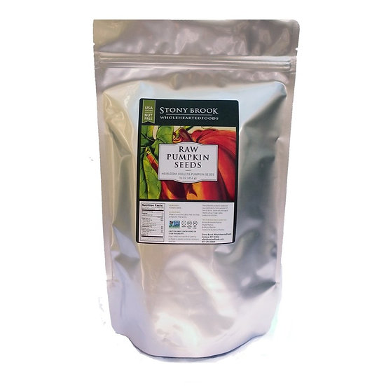 New York State Raw Pumpkin Seeds - 16 oz
