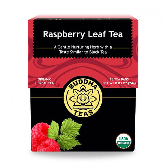 Raspberry Leaf Tea - 18 Tea Bags