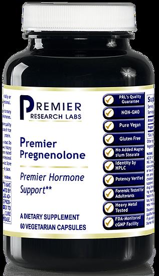 Premier Pregnenolone - 60 caps