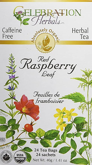 Red Raspberry Leaf - 24 tea bags