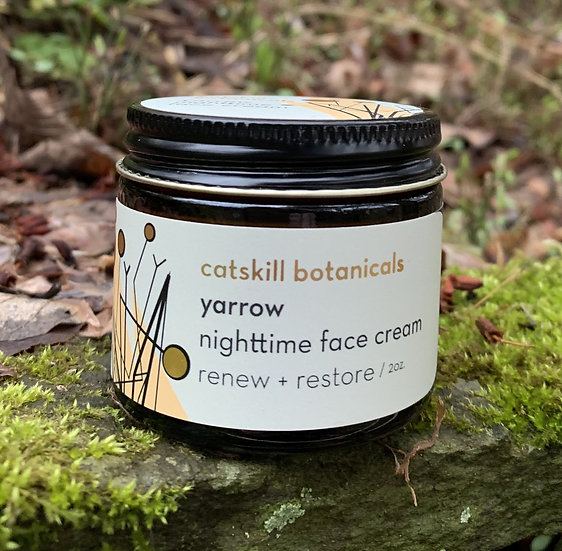 Yarrow Nighttime Face Cream - 2 oz