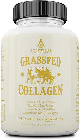 Grass-Fed Collagen - 180 caps