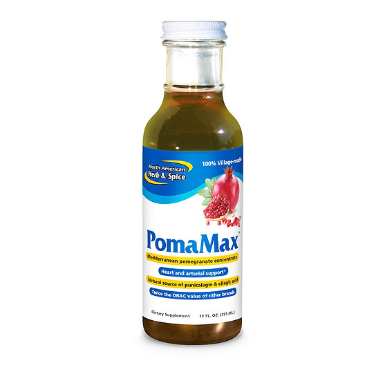 PomaMAX (Pomegranate) - 12 oz