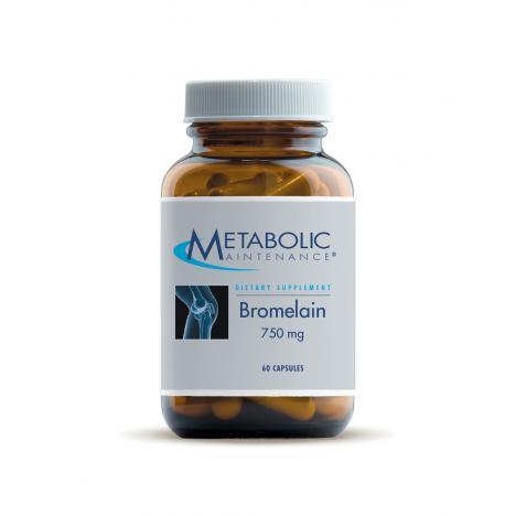 Bromelain 750 mg - 60 caps