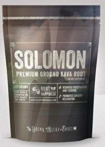 Solomon Kava Powder - 8 oz bag