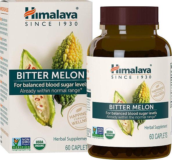 Orgnaic Bitter Melon - 60 caplets