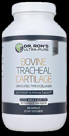 Grass-Fed Bovine Tracheal Cartilage - 360 caps