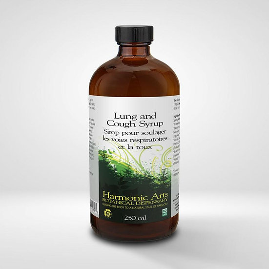 Lung and Cough Syrup - 250 ml