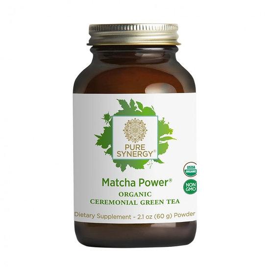 Organic Matcha (Green Tea) Power - 2.1 oz