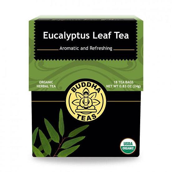 Eucalyptus Leaf Tea- 18 Tea Bags