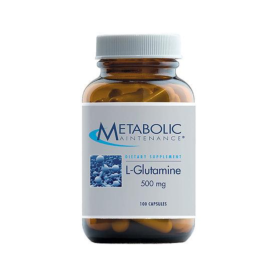 L - Glutamine 500 mg - 100 caps