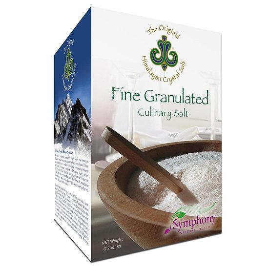 Himalayan Crystal Salt: Fine - 2.2 lbs