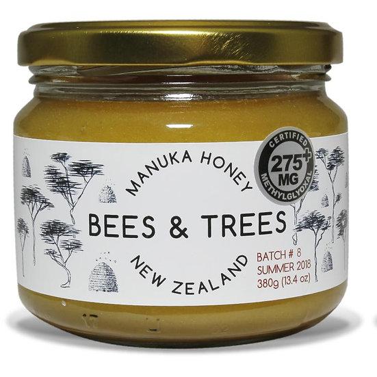 Manuka Honey 275+ MG/kg (11 UMF equivalent) Medium Activity