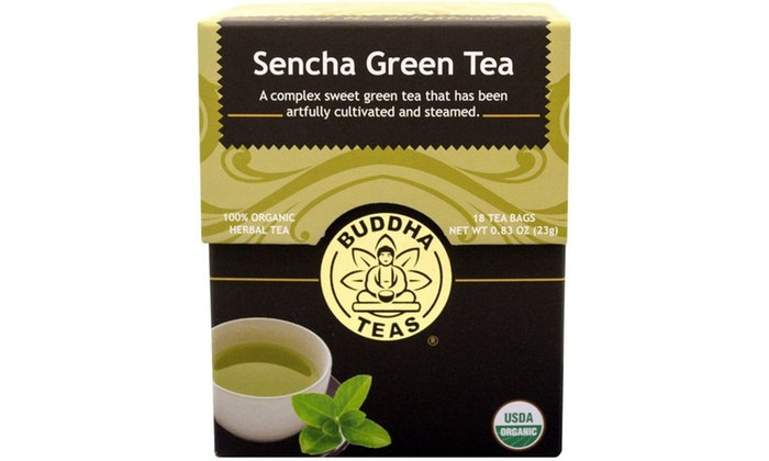 Sencha Green Tea - 18 Tea Bags