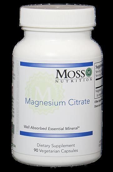 Magnesium Citrate - 90 caps