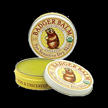 Badger Balm - Unscented - 2 oz