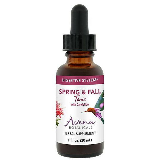 Spring and Fall Tonic - 1 oz