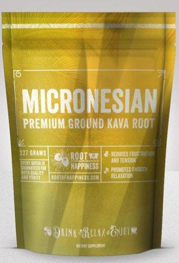 Micronesian Kava - 8 oz