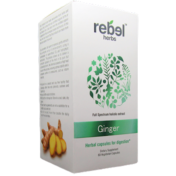 Ginger - 60 capsules