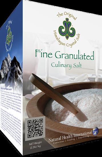 Himalayan Crystal Salt: Fine - 2.2 lb