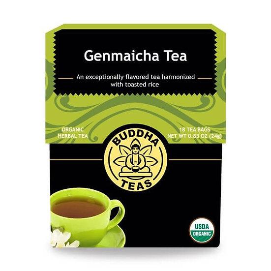 Genmaicha Green Tea - 18 Tea Bags