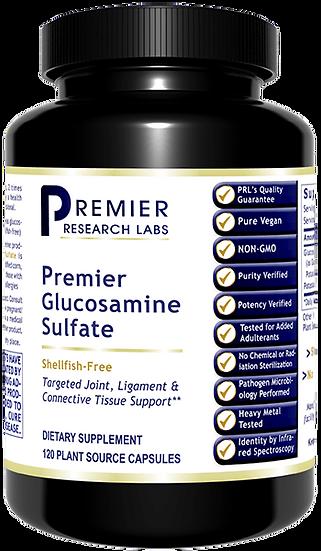 Premier Glucosamine Sulfate - 120 caps