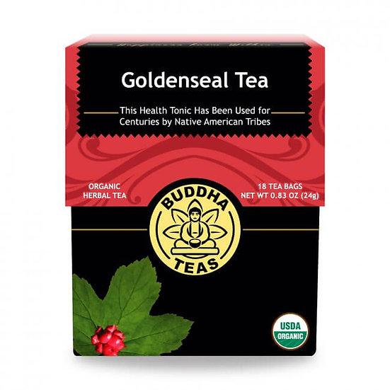 Goldenseal Tea - 18 Tea Bags