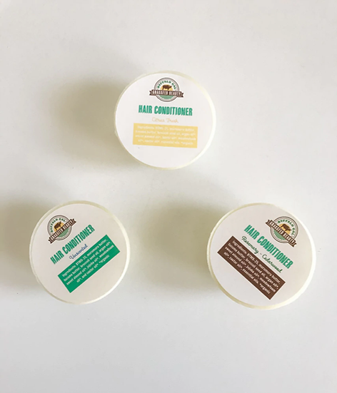 Hair Conditioner Citrus Fresh - 3 oz solid bar