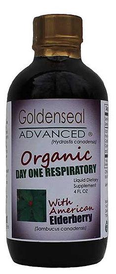 Goldenseal Advanced Original Day One Respiratory - 1 oz