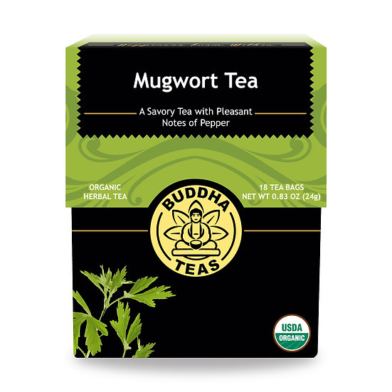Mugwort Tea - 18 Tea Bags