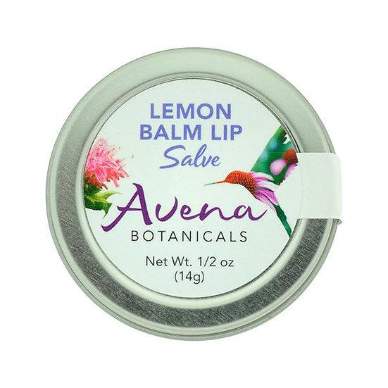 Lemon Balm Lip Salve - .5 oz