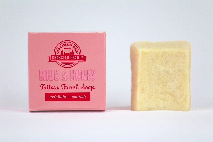 Milk & Honey Facial Bar - 2 oz bar