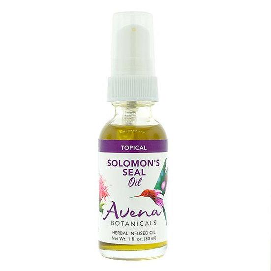 Solomon's Seal Root Oil - 1 oz