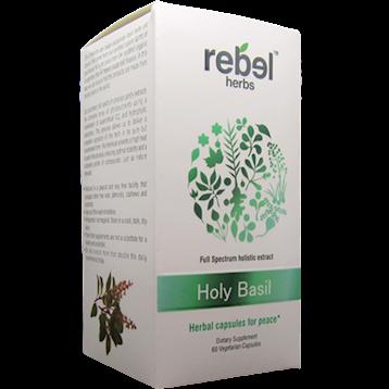 Holy Basil - 60 capsules
