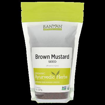 Brown Mustard Seed - 8 oz