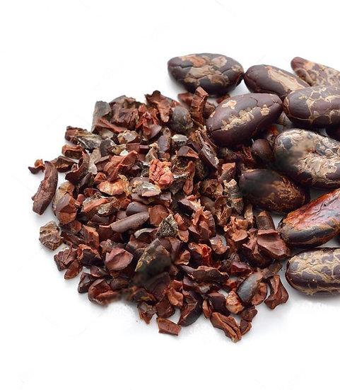 Peruvian Organic Criollo Cacao Nibs - 250 grams