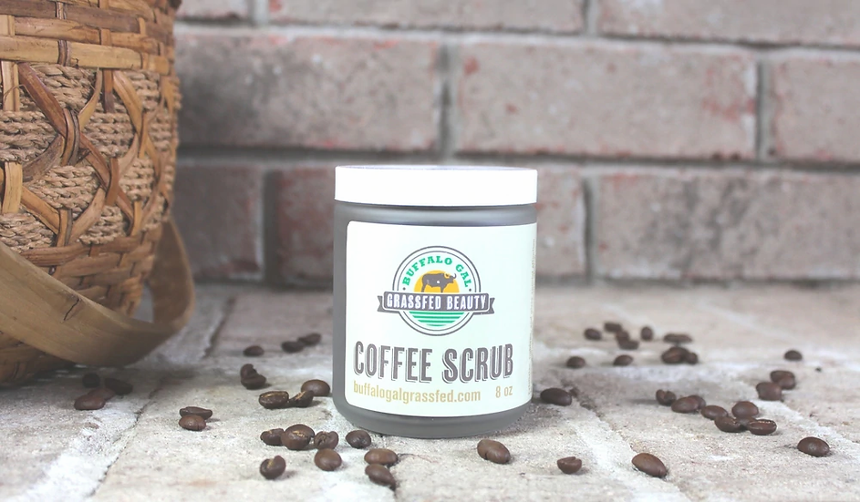 Coffee Scrub - 8 oz